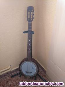 Banjo de 6 cuerdas