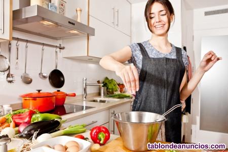 Se buscan Cocineros para trabajar desde casa