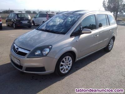 Opel zafira 1.9 cdti 120 cv.