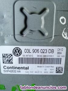 Centralita de motor de Volkswagen Caddy