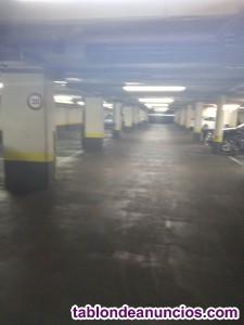 Vendo plaza de garaje en calle Machupichu, 11