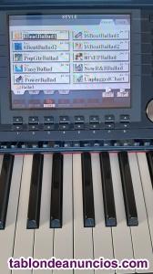 Yamaha clavinova cvp 409