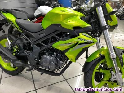 Moto Benelli BN 125