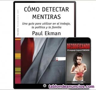 22 Libros Lenguaje Corporal y Persuasion