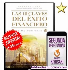 35 Libros 10 Claves Del Exito Financiero