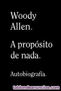 A Proposito de Nada Woody Allen