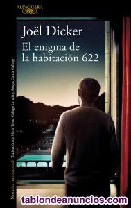 El Enigma de la Habitación 622 Joel Dicker