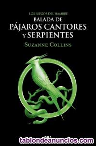 Los Juegos del Hambre 4 Balada de Pajaros Cantores y Serpientes