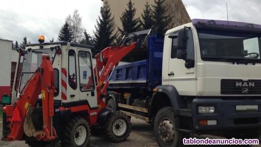Tractor Kubota R420