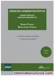 Libro Uned derecho de la Función pública