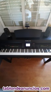Yamaha clavinova cvp601