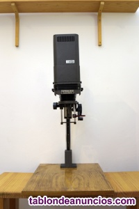 Ampliadora fotográfica para paso universal y medio formato