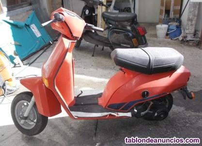 Vendo Scooter Benelli