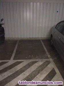 Garaje para moto ! parking muy amplio en -1. Facil acceso