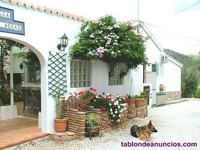 Villa - Finca, Alora, Costa del Sol. 4 Dormitorios