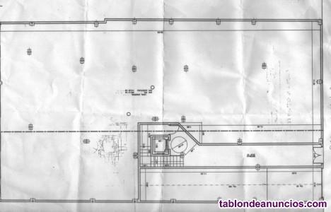 VENTA DE BAJO COMERCIAL DE 413 m2 CONSTRUIDOS, CON