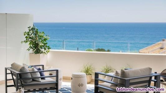 En este residencial exclusivo, frente al mar, podr
