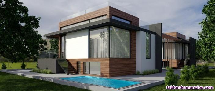 Una oportunidad única ? comprar una casa moderna a