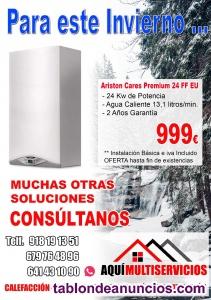 Caldera Cares Premium 24