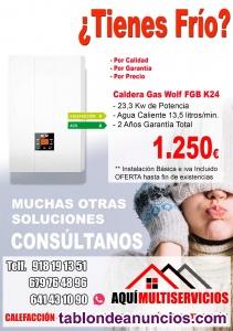 Caldera Wolf FGB -K 24