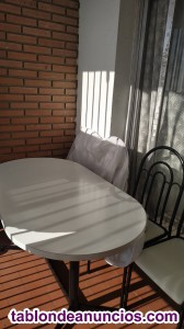 .Mesa .6 sillas