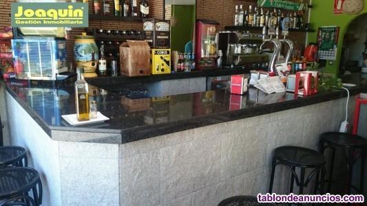Local sin salida de humos, licencia de bar cafeteria, sin traspaso