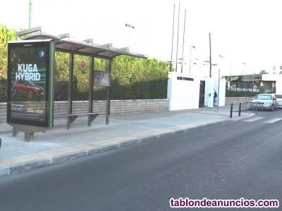 Vivienda en la mejor zona del parque figueroa frente a parada de bus