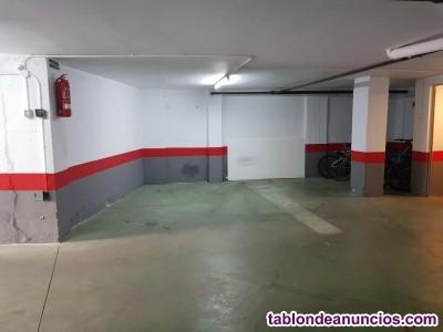 Plaza de garaje en pleno centro de córdoba capital.