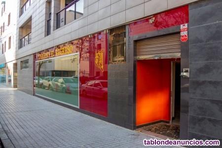 Local comercial como restaurante en la mejor zona del vial