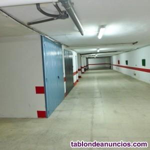 Plaza de parking en alquiler