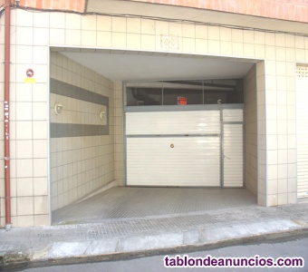 Venta de garaje en C. Alfou 86 de Cardedeu