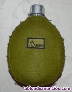 Cantimplora de aluminio marca laken
