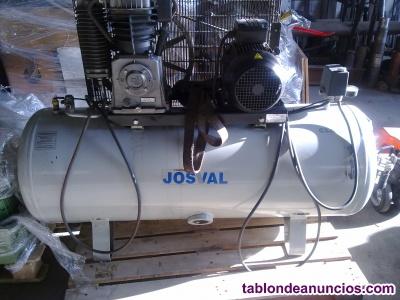 Compresor de 500 litros 5,5Kw