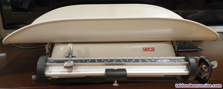 Báscula pesabebés mecánica SECA Mod.725