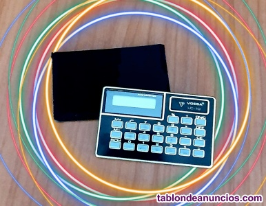 Calculadora de cartera Auto POWER-Off VOESA LC-10