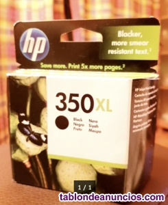 Cartucho tinta hp 350 xl original