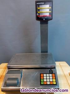 Balanza electrónica minerva