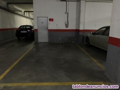 Venta Plaza de Garaje con Trastero