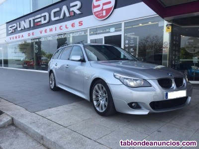BMW SERIES 5 530xd Touring, 235cv, 5p del 2008