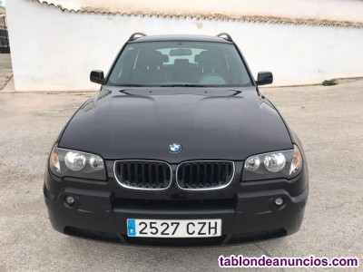 BMW X3 3.0d, 204cv, 5p del 2004