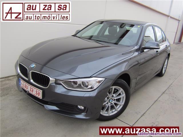 BMW SERIES 3 318d, 143cv, 4p del 2015