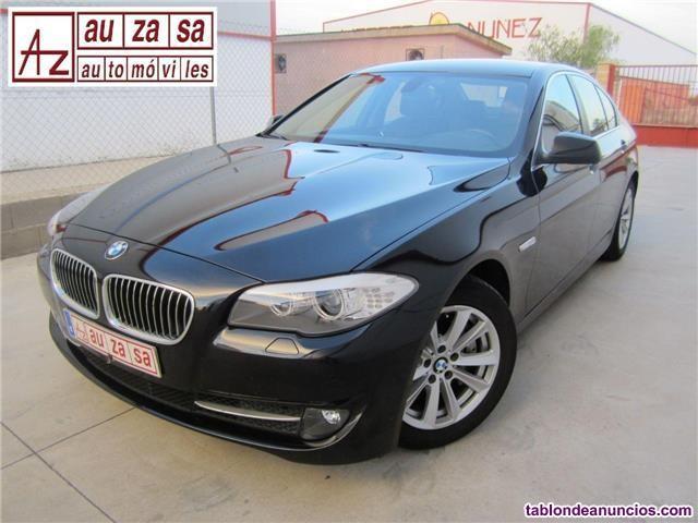 BMW SERIES 5 530d, 245cv, 4p del 2011