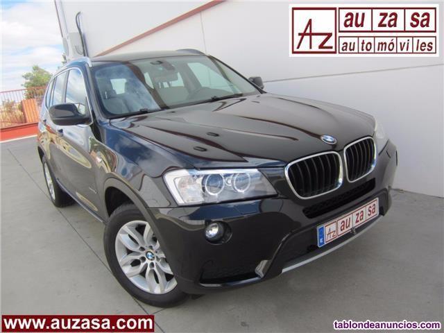 BMW X3 xDrive20d, 184cv, 5p del 2012