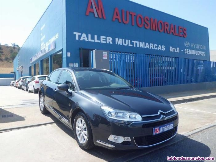 CITROEN C5 1.6 HDi 110cv CMP Seduction, 112cv, 4p del 2011