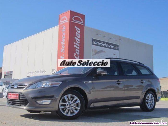 FORD MONDEO 1.6 TDCi A-S-S 115cv ECOn.-Trend Sportb., 115cv, 5p del 2012