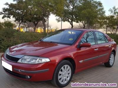 RENAULT LAGUNA DYNAMIQUE 3.0 V6 24V AUTO, 210cv, 5p del 2001