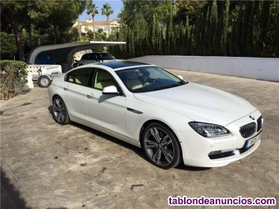 BMW SERIES 6 650i Gran Coupe, 450cv, 4p del 2014
