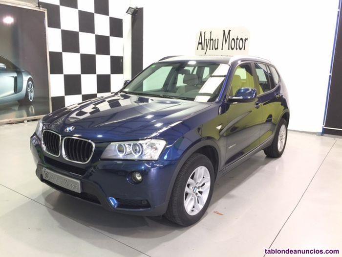 BMW X3 xDrive20d Essential Edition, 184cv, 5p del 2013