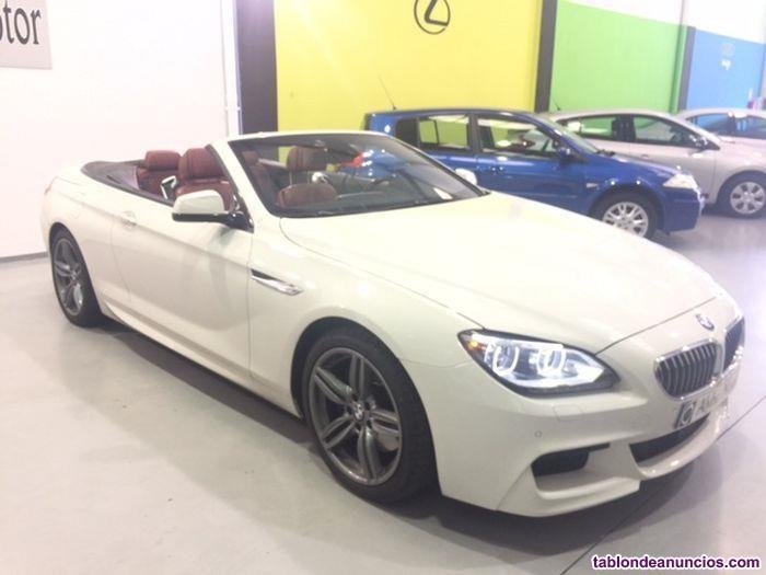 BMW SERIES 6 640d xDrive, 313cv, 2p del 2012