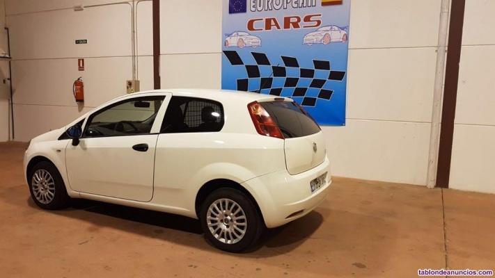 FIAT PUNTO Van 1.3 Multijet 75cv, 75cv, 3p del 2010